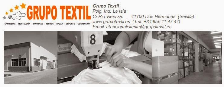Ropa textil personalizada para empresas, camisetas personalizadas en algodón y poliéster