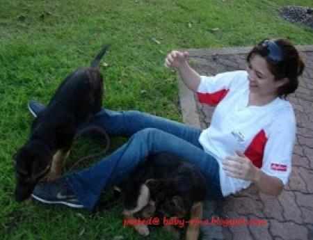 Peluk Anjing [5]