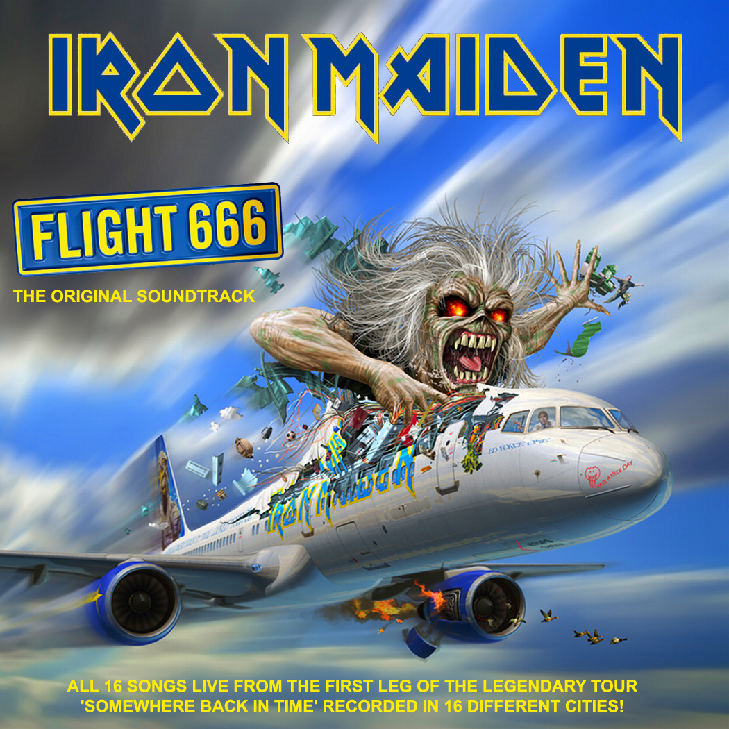Iron Maiden Flight 666 2009 [BDRip][1080p][Ingles DTS 5 1][S