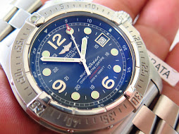 BREITLING SUPEROCEAN 2000m CHRONOMETRE - SIZE XL 44mm - AUTOMATIC