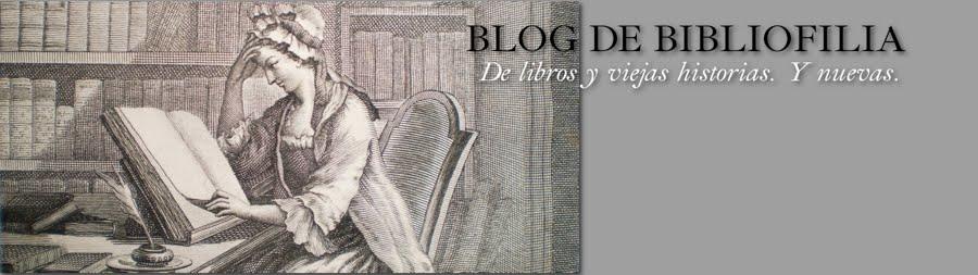 Blog de bibliofilia