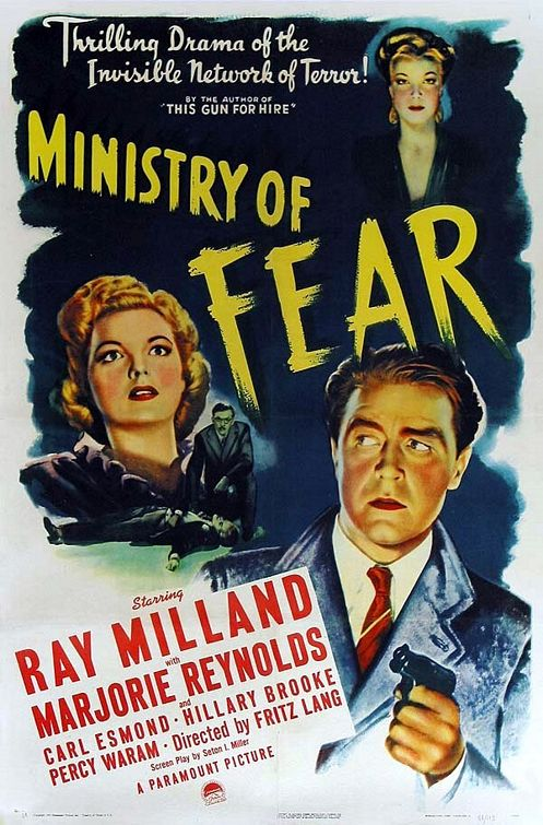 Las ultimas peliculas que has visto - Página 4 Ministry_of_fear