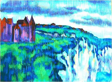 Замок в Диеппе