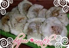 Gambar Masakan Cireng Sagu Isi Bumbu Pecel Dapur Cantik