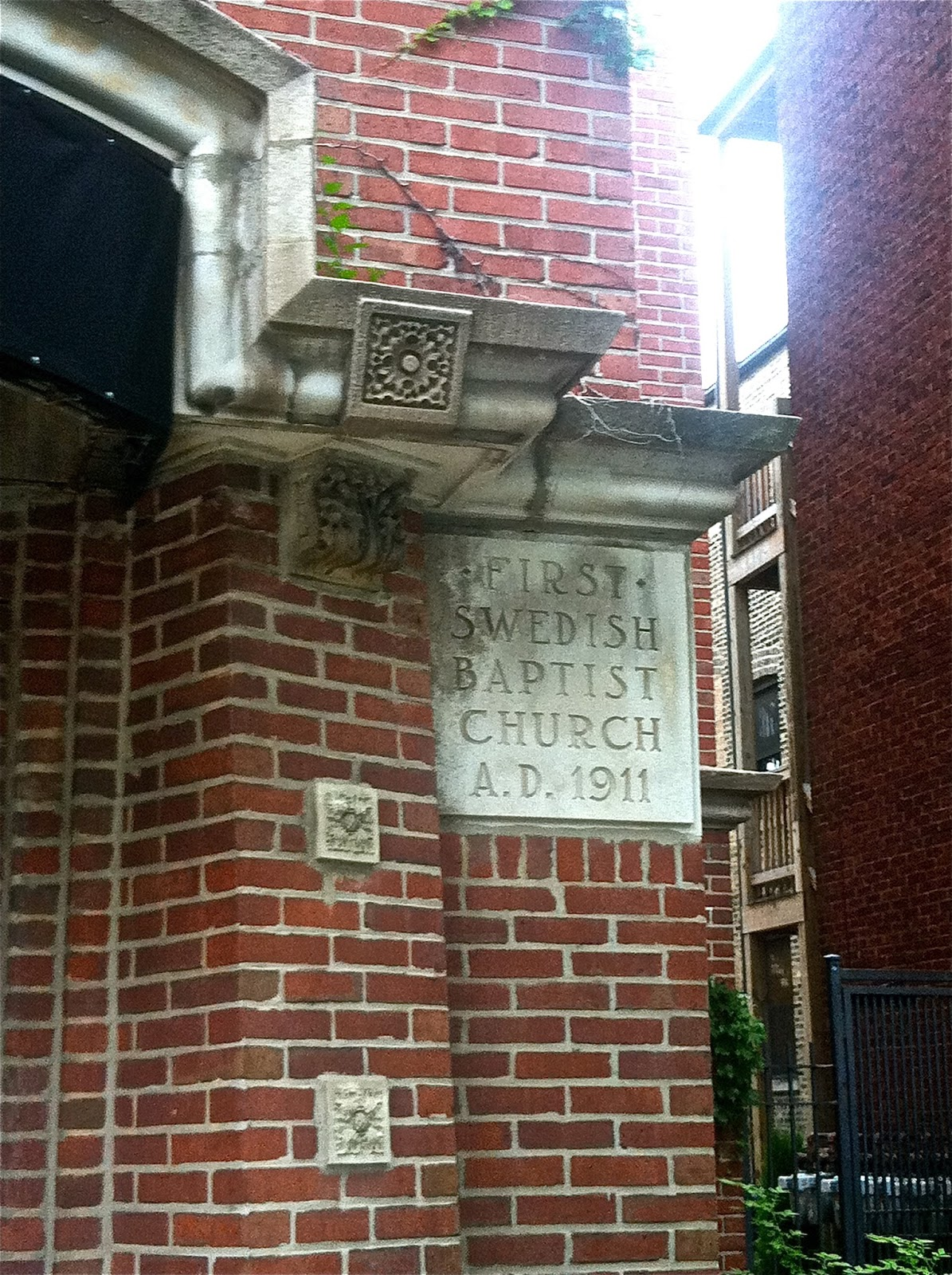The Swedish Covenant Church Was Founded By Evangelical Mission Of America Now ECC Organization On February 20