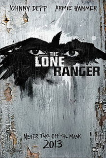 Movie Poster for the Lone Ranger