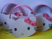 carteritas de kitty para golosinas
