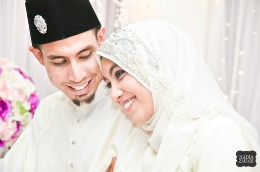 fakta majlis perkahwinan ustaz don daniyal husna