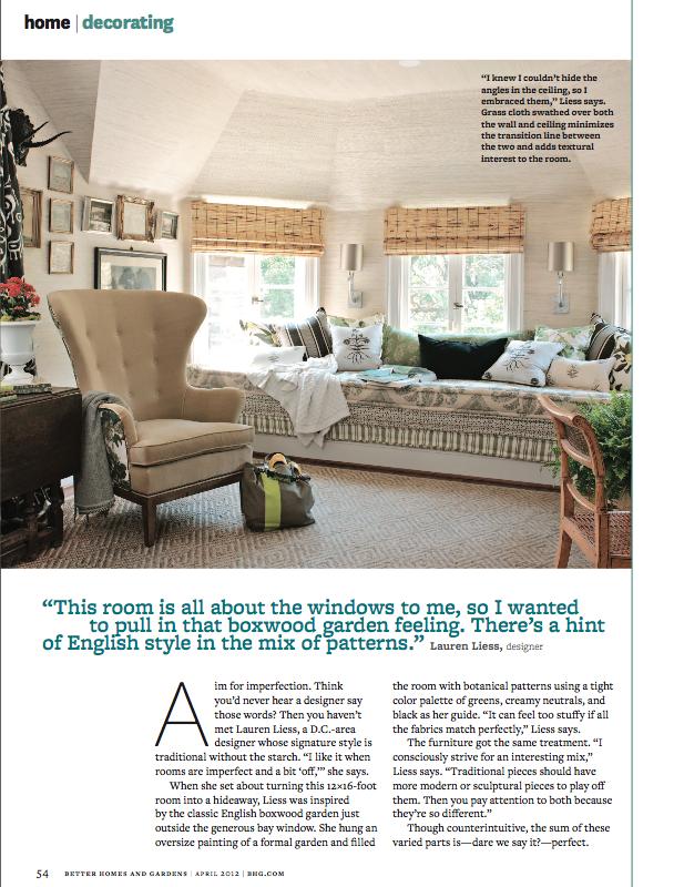 My Room In Better Homes Amp Gardens Magazine Lauren Liess