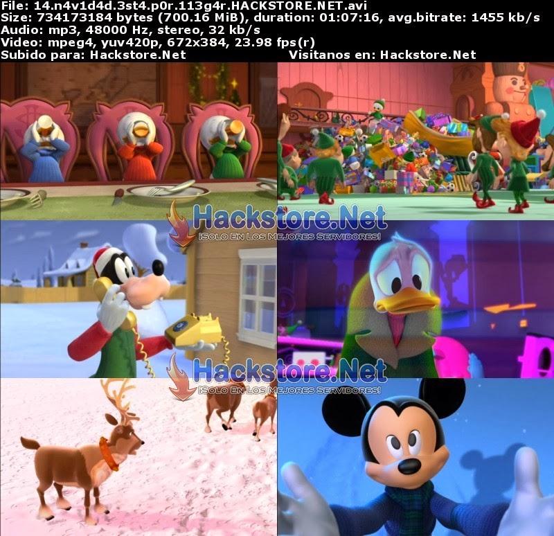 Captura La Navidad Esta Por Llegar (2002) DVDRip Latino