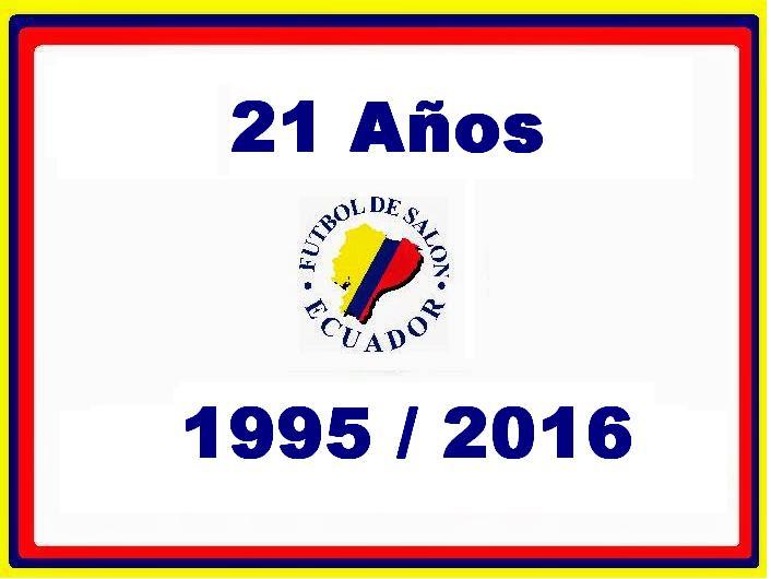 21 AÑOS DE VIDA DEPORTIVA INSTITUCIONAL
