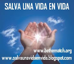 SALVA UNA VIDA EN VIDA- ¡REGISTRATE!