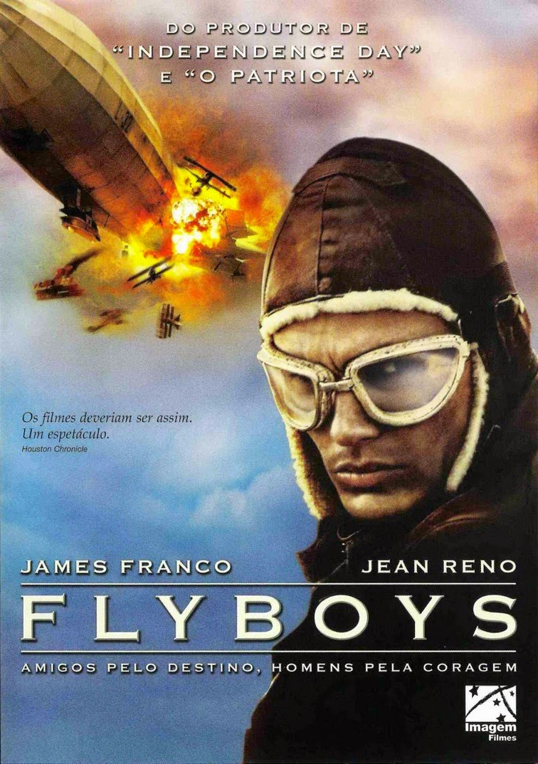 Flyboys – Dublado (2006)