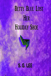 Betty Blue Lost Her Holiday Shoe-Book 3- available at Amazon