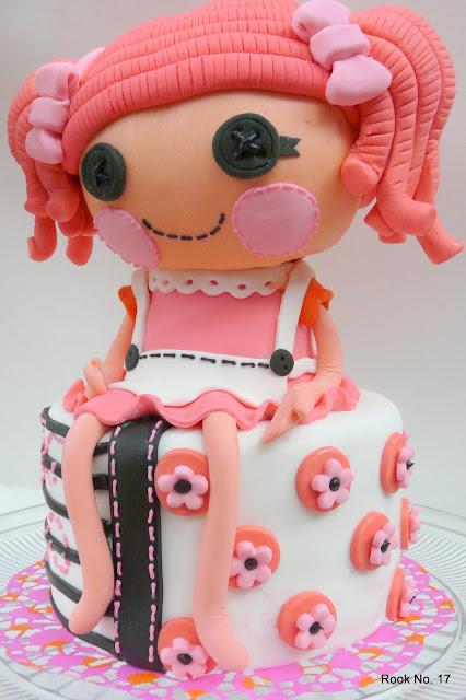 Lalaloopsy Birthday Cakes Walmart
