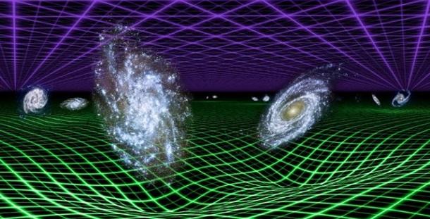 O Universo em expansão e a acelerar