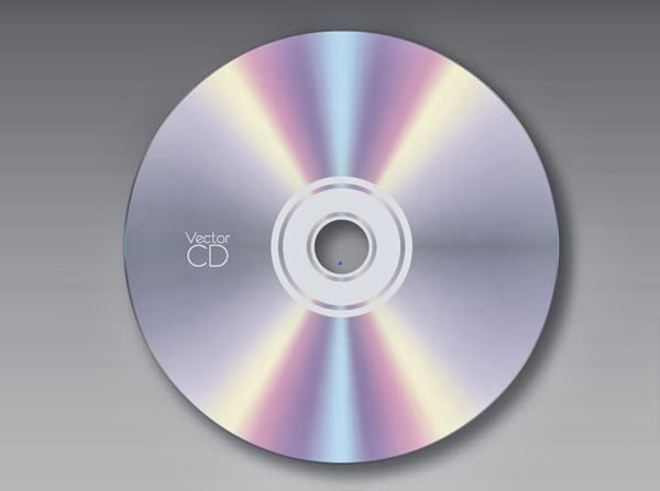 Radial Mesh and Make a Vector CD