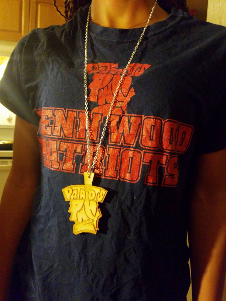 buy here PENNWOOD NECKLACE $5.00