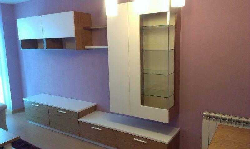 Muebles a medida mueble de salon moderno - Muebles salon a medida ...