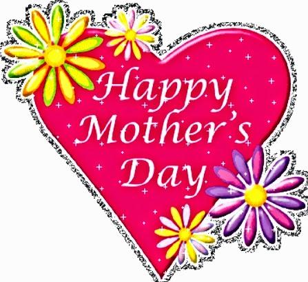 Открытка день матери английский