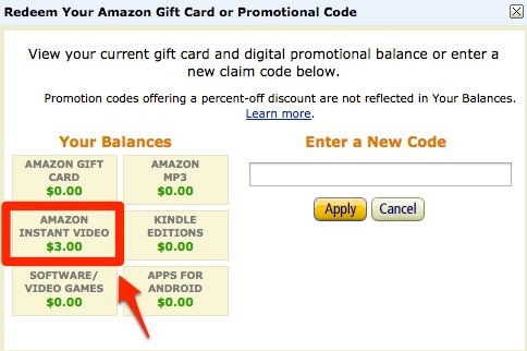 promotion code for amazon today