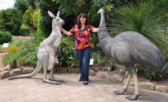 Kangaroo and Emu Coat of Arms