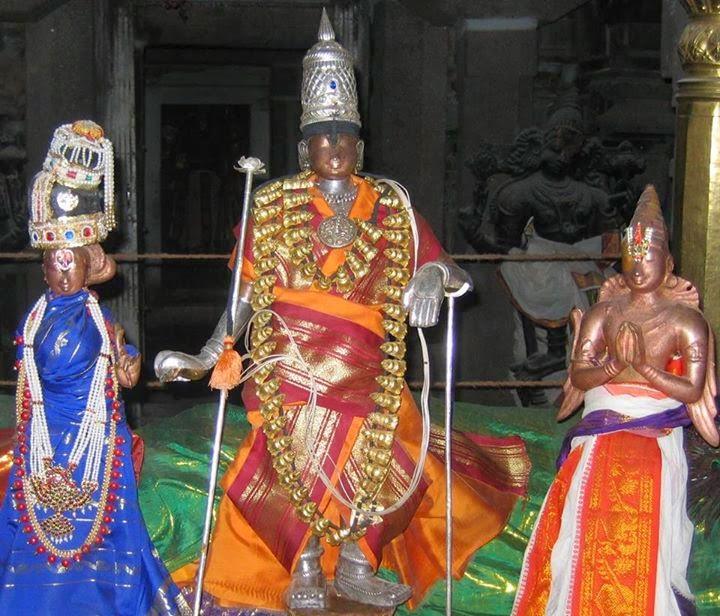 Rajagoapalan at Mannarkoil, Tirunelveli.