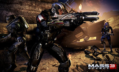 Mass Effect 3 Extended Cut DLC-RELOADED