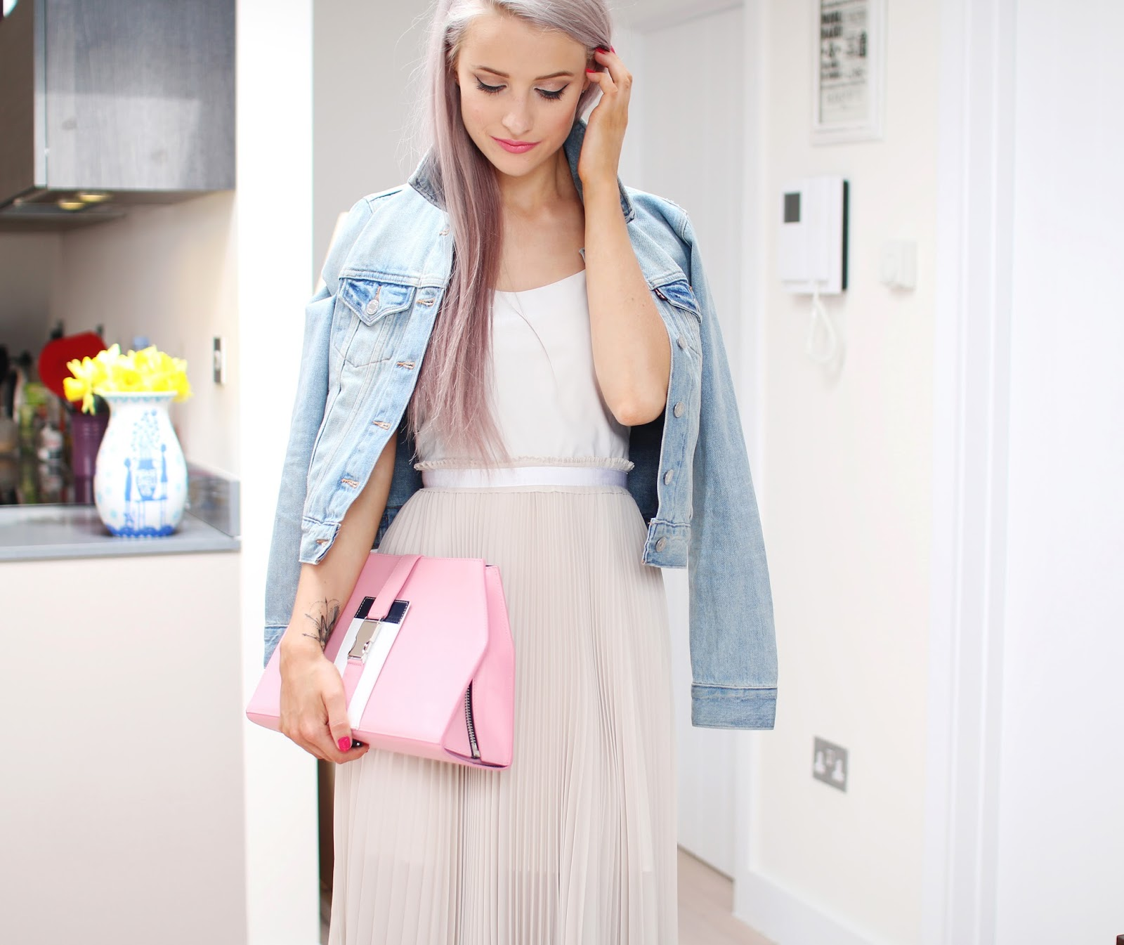 The Romantic Summer Dress - Inthefrow