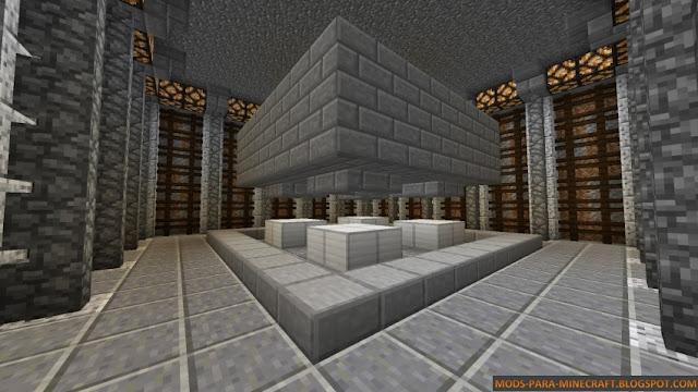 Imagen 2 del mapa Core para Minecraft 1.8