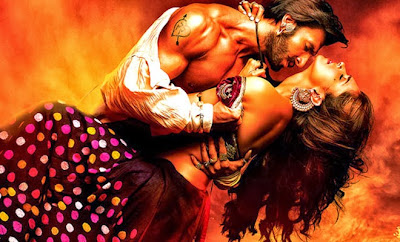 Deepika Padukone hot in Ramleela