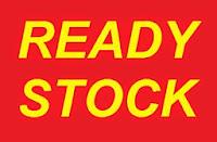 Ready stok