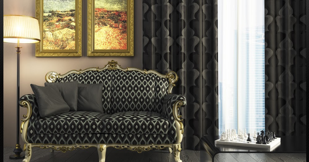 Arredamento di interni divani 3d realizzazione modelli for Arredamento divani