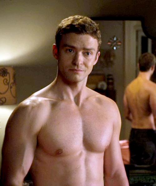 Justin Timberlake, shirtless. : LadyBoners
