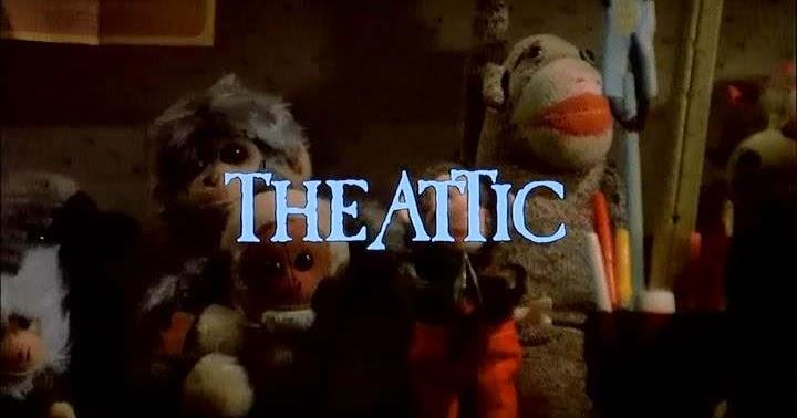 Cinema Delirium The Attic 1980