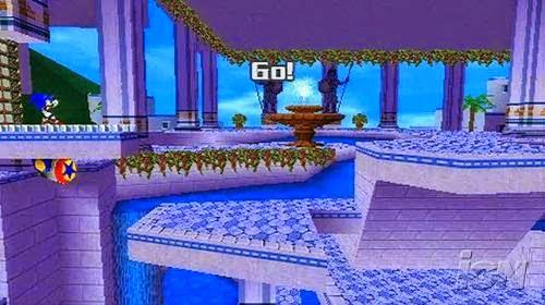 Free Download Games Sonic Rivals II ISO PSP untuk Komputer Full Version