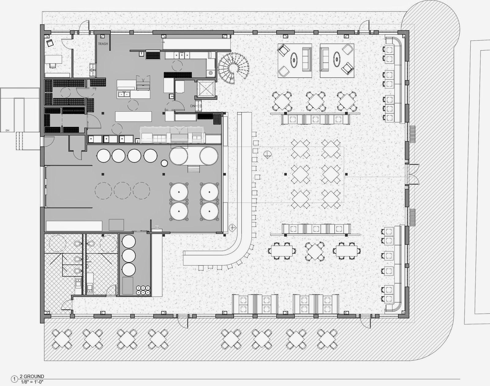 Joylyn troyer 39 s blogfolio for Brewery floor plan