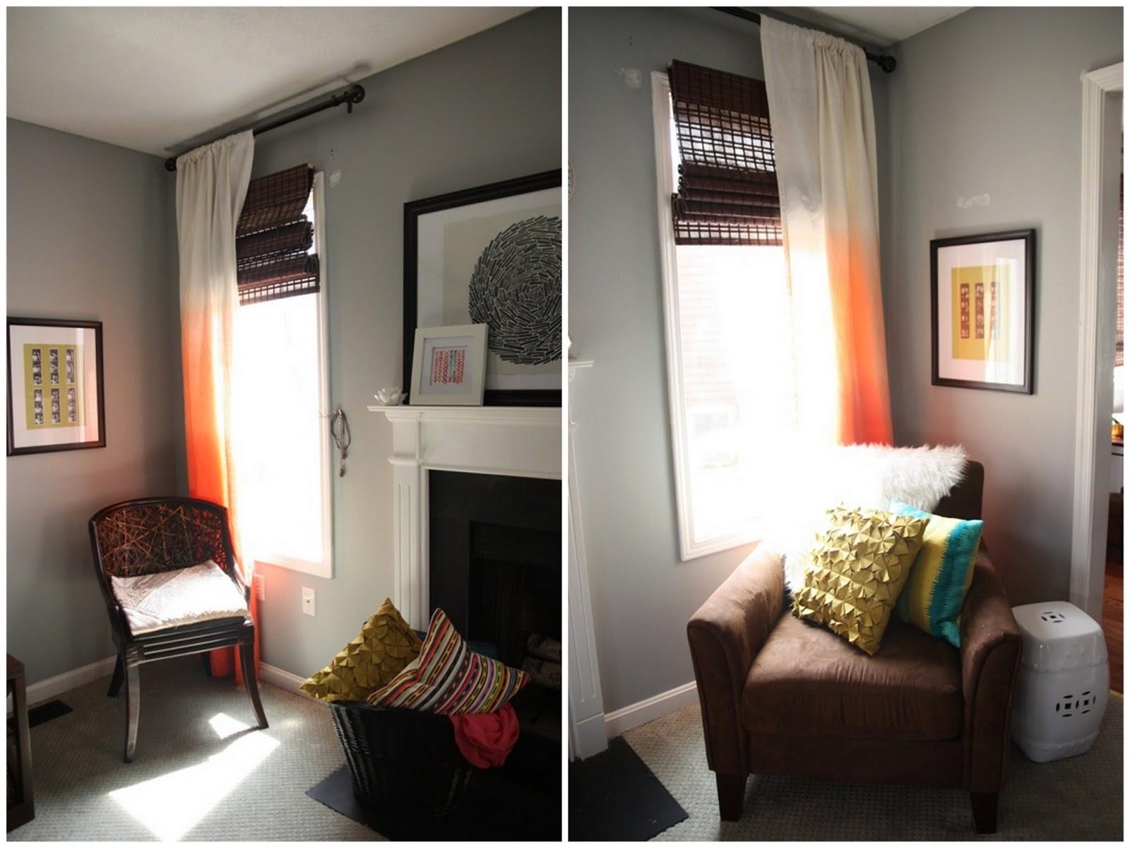Living Room Curtains The Diy Nurse