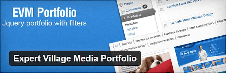 EVM portfolio plugin