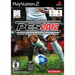 Download Pro Evolution Soccer (PES) 2012   PS2