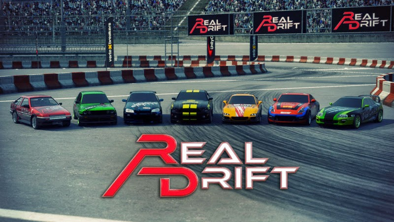 Real Drift Car Racing v2.3 APK