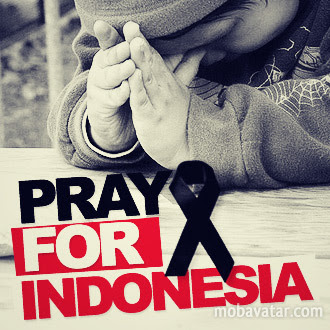 JESUS BLESS INDONESIA (งˆ▽ˆ)ง