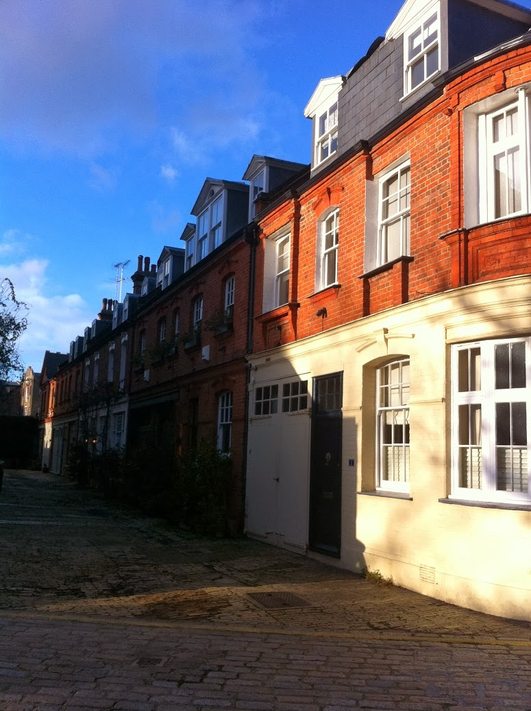 Clover Mews, London SW3