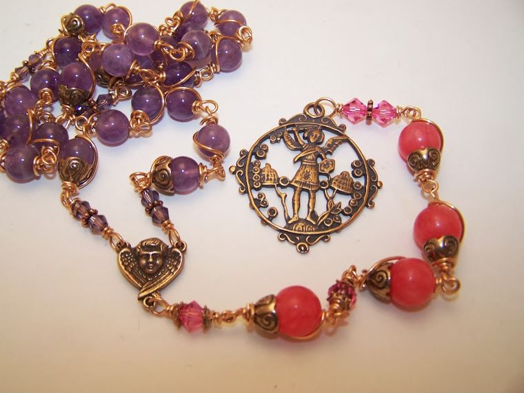 No. 1.  Custom Made For Client- Chaplet Of The Great Promise