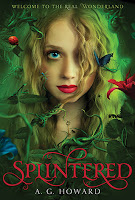 Splintered by AG Howard