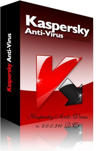 Kaspersky anti-virus 5.0