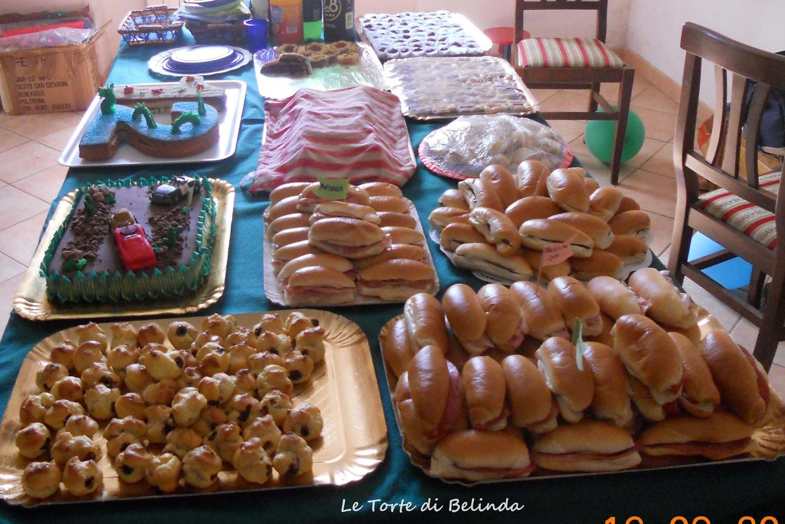 Top Le Torte di Belindama non solo!: LE FESTE DEI MIEI BIMBI KR91