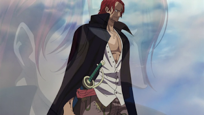 Akagami No Shanks