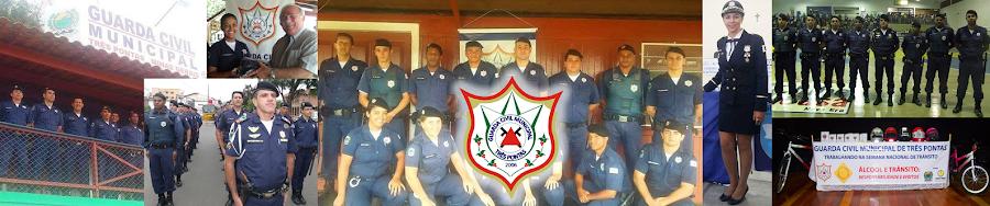 Guarda Civil Municipal de Três Pontas - Minas Gerais