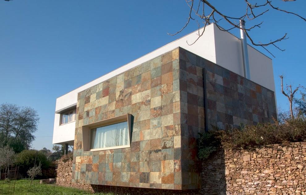 Decoracional piedra revestimientos naturales e imitaciones - Fachadas de piedra natural ...